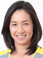 Japanese tennis star Kimiko Date-Krumm. In 2008, Kimiko came out of retirement at the age of 37, and she captured a WTA singles title the following year. Way to go Kimiko!
