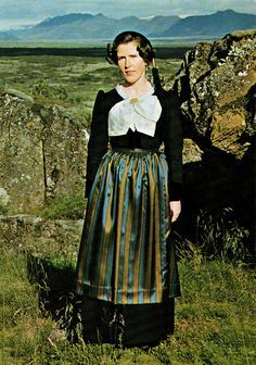 icelandic folk dress - Google Search