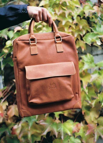 A Kind of Guise Studio Bag. #leather #bag #backpack