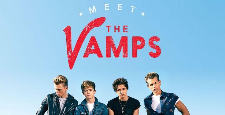 meet the vamps!