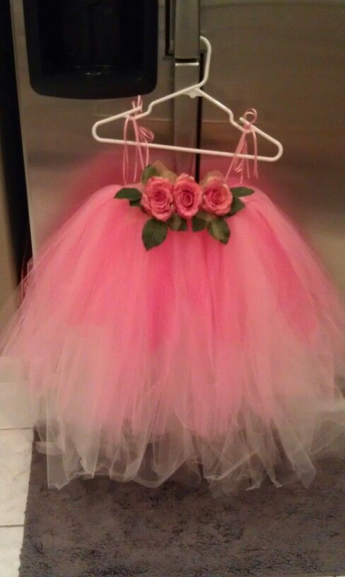 Fairy tutu dress This would be something that Fairy would wear; as she is stuck in a perpetual child-like phase
