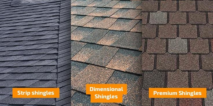 Best Three Types Of Asphalt Shingles Str*P Dimensional 400 x 300