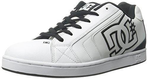 Oferta: 44.57€. Comprar Ofertas de DC Shoes - Zapatillas de deporte de cuero nobuck para hombre, blanco - blanco, 40.5 barato. ¡Mira las ofertas!