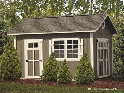 Garden Sheds Ohio 16 best sheds images on pinterest | garden sheds, backyard sheds