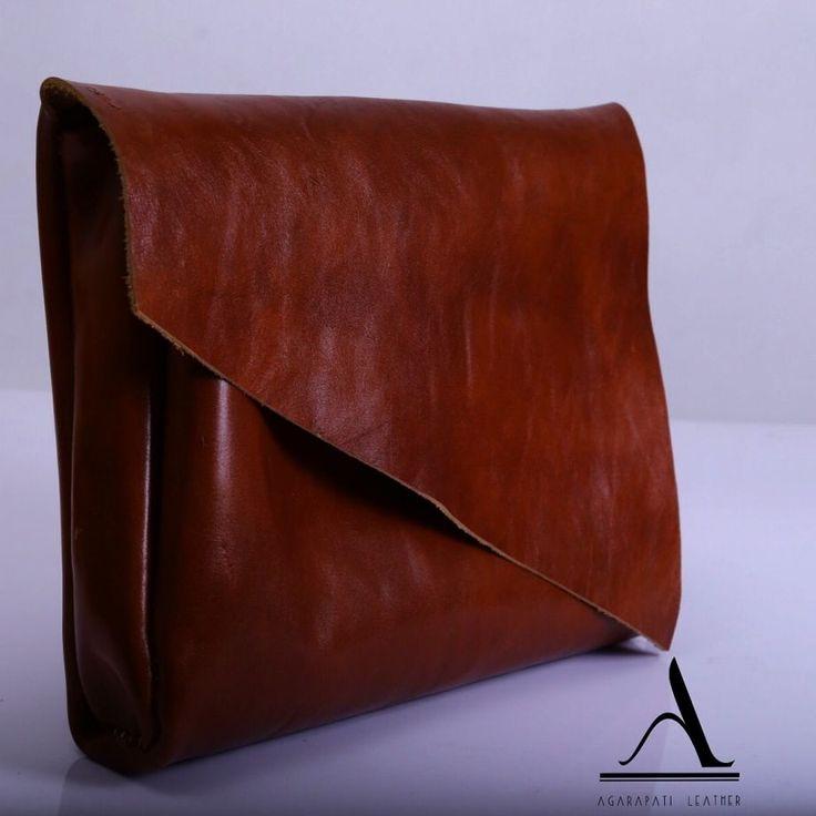 Agarapati Leather - Agarapati Leather Macbook Pro 15' Case Bag MBP15