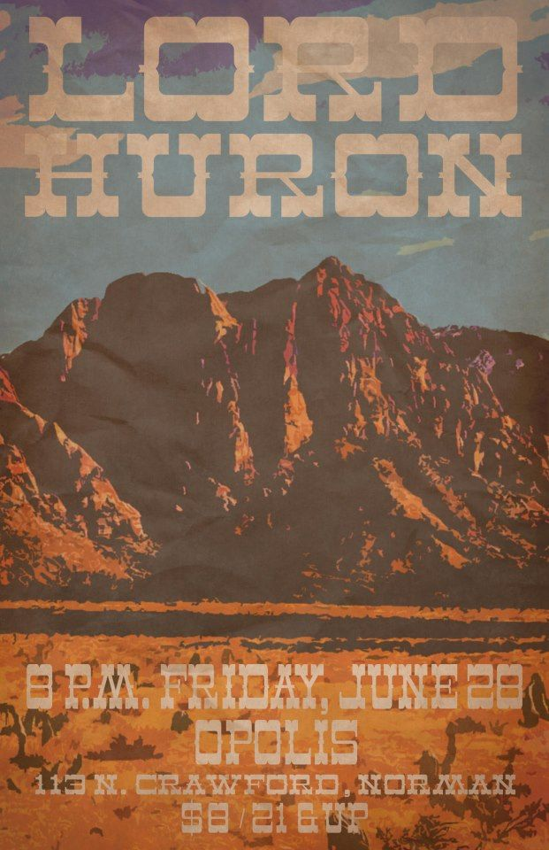 Lord Huron. Ends if the earth is amaze-balls! SD