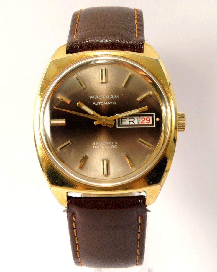 Waltham Automatic Swiss Vintage Watch. FOR SALE