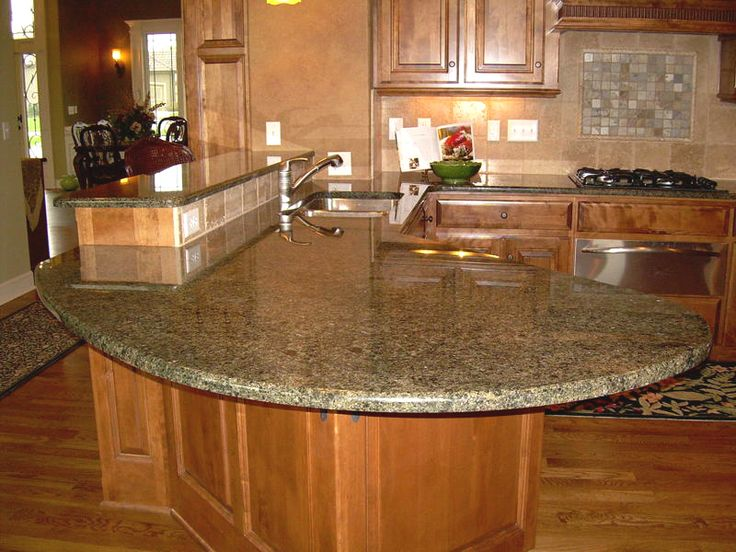 Best Cool Kitchen Countertops Images On Pinterest Kitchen