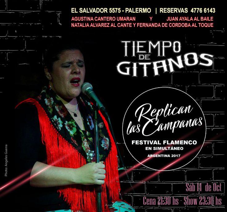 Imperdible Show de Mañana en Tiempo de Gitanos!!!! Reservas 4776 6143