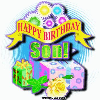 All Wishes Message Card Greeting Birthday Greetings For Son C