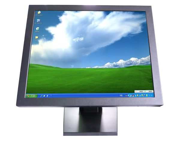 19''desktop touch screen monitor LCD touch screen Monitor for POS #Affiliate