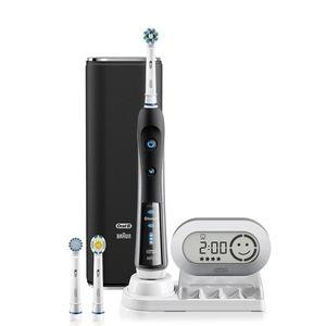 Oral-B Pro 7000 SmartSeries 黑色蓝牙电动牙刷 特价 $96.12 - https://www.168168.com/seller/ral-b-pro-7000-smartseries-black-electronic-power-rechargeable-battery-electric-toothbrush/