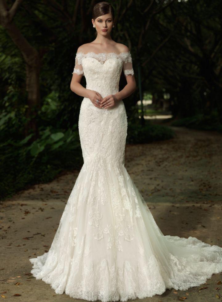 Gorgeous Intuzuri Wedding Dresses - MODwedding