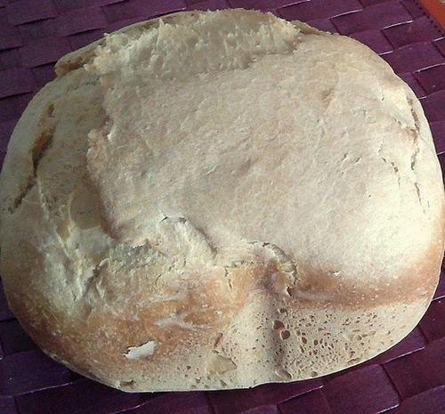 Ricetta del pane bianco francese con la macchina del pane