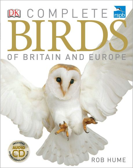 Whether you're an armchair addict, or a long-time twitcher, RSPB Complete Birds of Britain and Europe is  an essential reference to the 800 bird