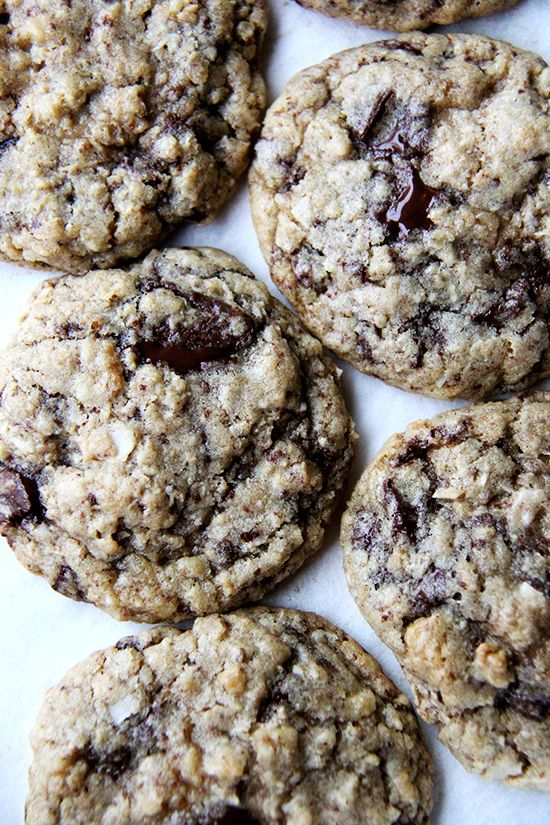 AK Cookies | Recipe | Chocolate chips, Shredded coconut ...