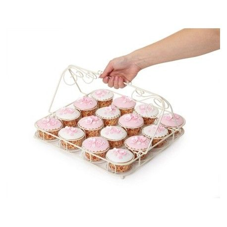 Koszyk druciany na muffiny