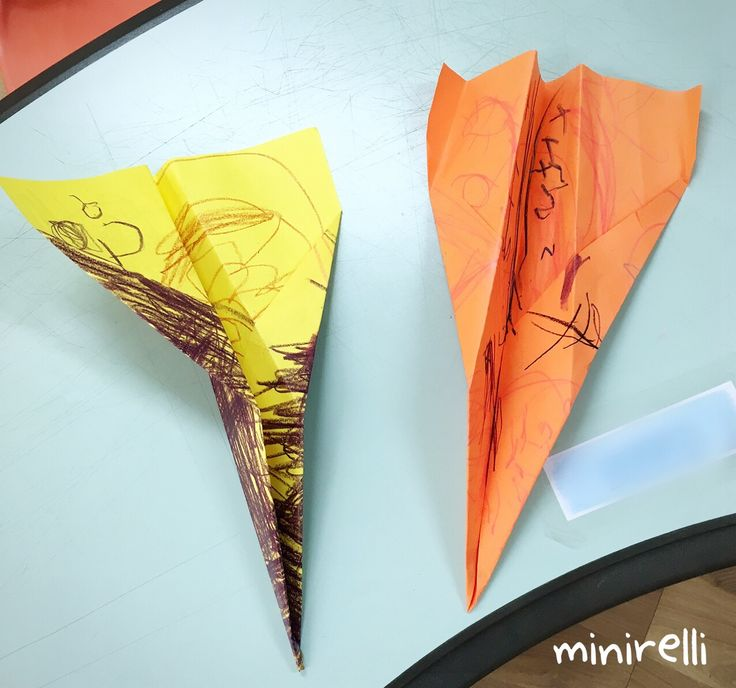 We couldn't resist making some good old fashion paper planes for transportation month!  You may need: Coloured a4 paper Crayons To start with we just decorated our paper planes with cray…