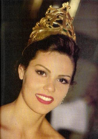 Paula Andrea Betancourt 1992
