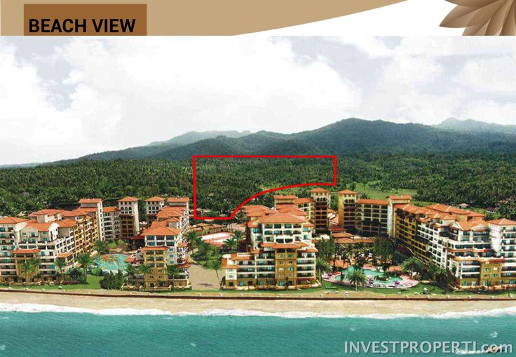 Beach View @ Villa Ubud Anyer