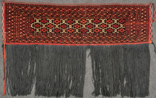 Saryk torba with silk, $1 350.00