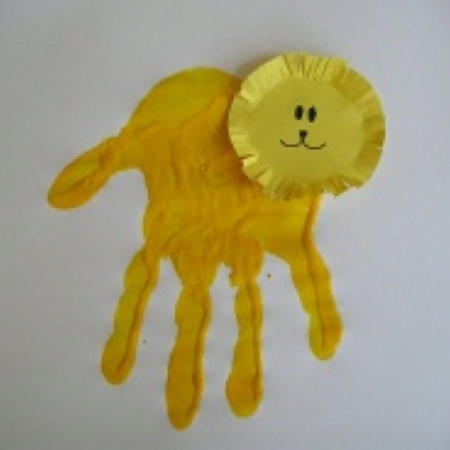 293 Best Animal Crafts For Little People Images On Pinterest