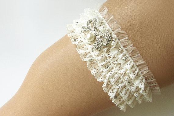 Lovely garter!