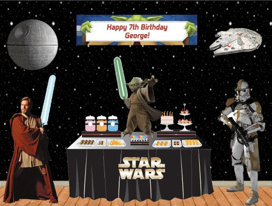 132 best Star Wars images on Pinterest Star wars birthday Star