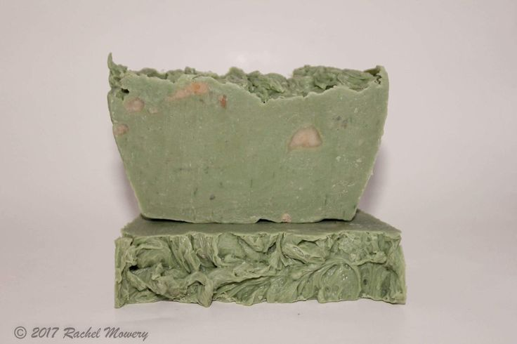 A personal favorite from my Etsy shop https://www.etsy.com/listing/505185567/peppermint-eucalyptus-goat-milk-soap