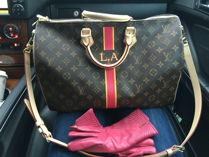 Louis Vuitton Speedy 40 Mon Monogram