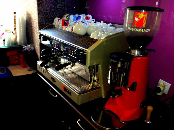 La Caffetteria Coffee Machine