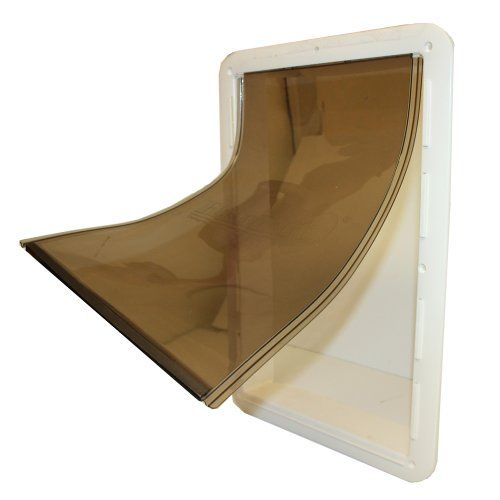 Dog Door Reviews : These Pet Doors Are Recommended For Indoor Applications  Or Outdoor Access To