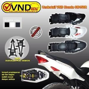 VND Under Tail Selancar honda cb150 R + Lampu Sen Sign cb 150 R