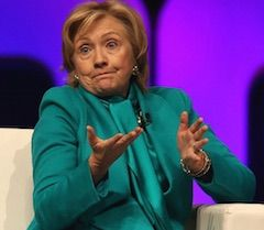 Surprise: Most Clinton Foundation donors got larger weapons deals from Hillary's State Department « Hot Air