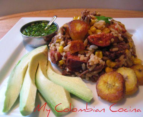Arroz Criollo / Creole rice