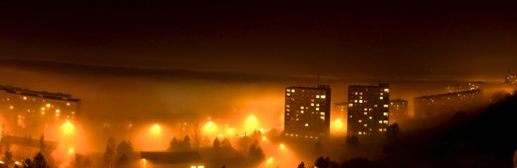 City inversion
