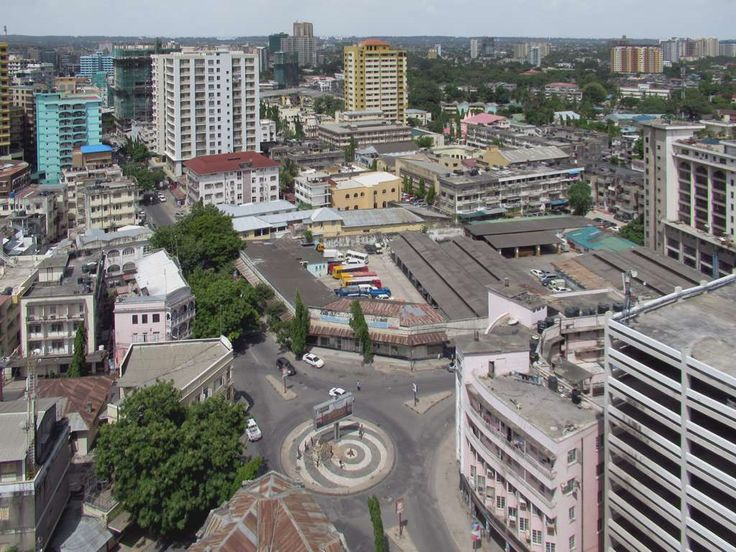 Tanzania's largest city, Dar es Salaam, first gained importance as the capital of German East Africa from 1890 to 1918. In 1974 Dodoma replaced Dar Es Salaam as capital of Tanzania.