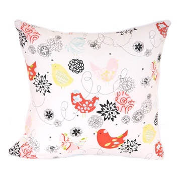 Springtime cushion