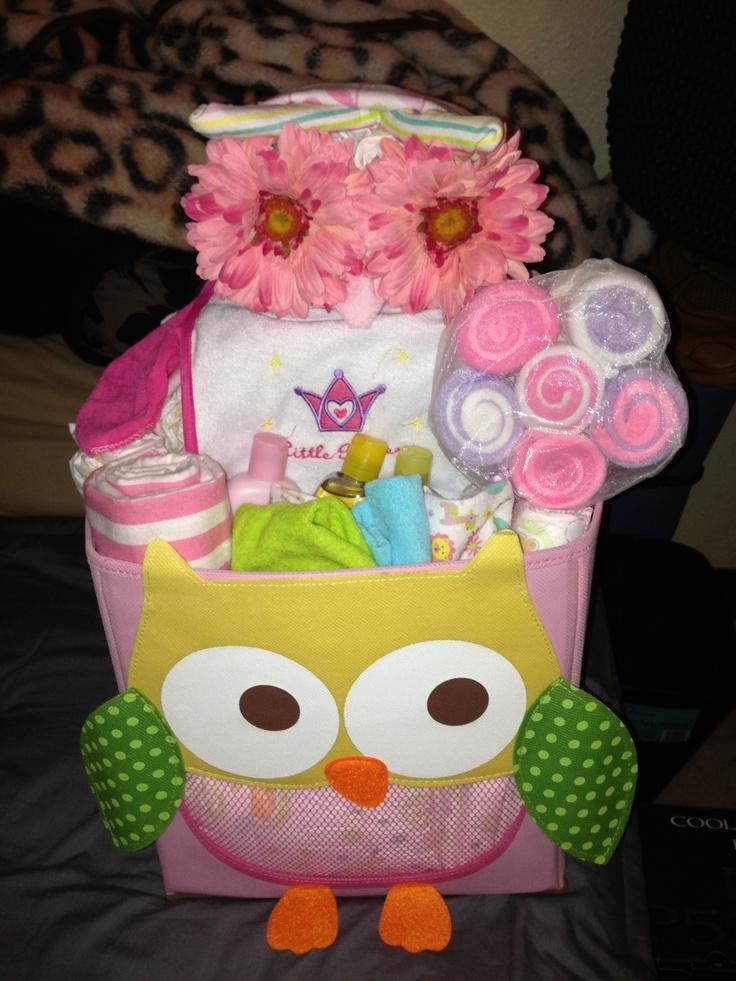 149 best owl baby shower images on pinterest owl baby showers owl themed baby shower simple girly cute negle Images