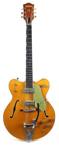 Vintage 1962 Gretsch Chet Atkins 6120 Hollowbody | Reverb