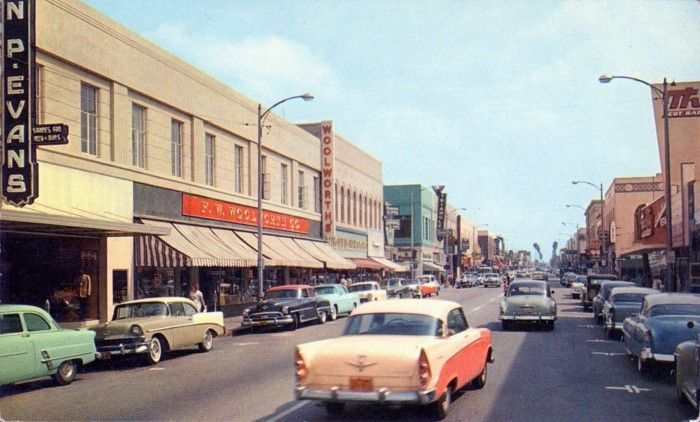 Pomona, California, 1950s