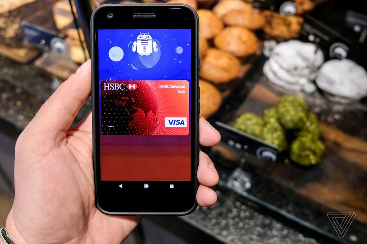 App code hints that Android Pay could use facial recognition for loyalty programs