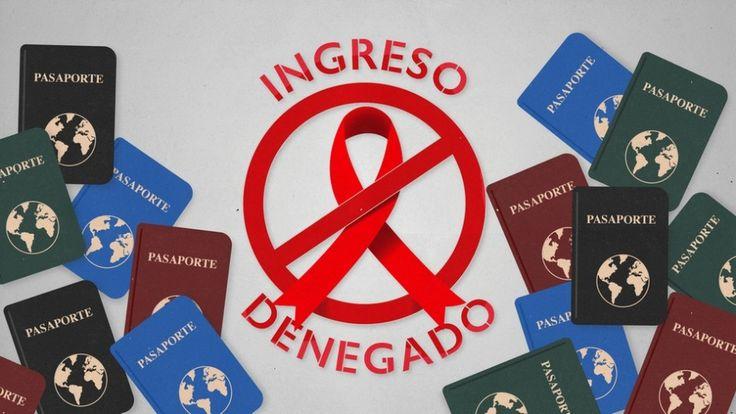 #¿Qué países no dejan entrar a extranjeros con VIH? - Diario La Provincia SJ: Diario La Provincia SJ ¿Qué países no dejan entrar a…