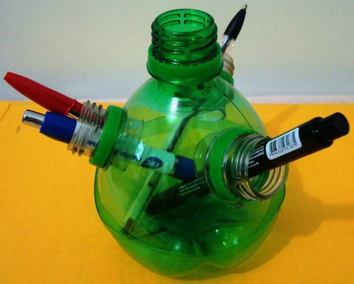 17 best images about plastic bottles on pinterest reuse for Ways to reuse water bottles