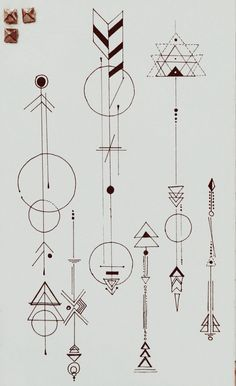 Les 25 meilleures id es de la cat gorie symbole signification sur pinterest tatouages wiccans - Symbole geometrique signification ...