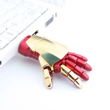 アイアンマンの手 USB Drive - 16GB by USB Geek