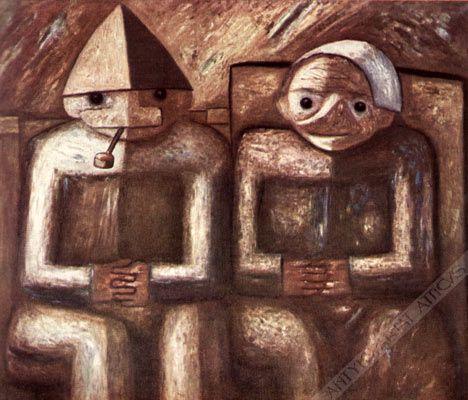 Makowskie bajki. Obrazy Tadeusza Makowskiego, wiersze Jerzego Ficowskiego