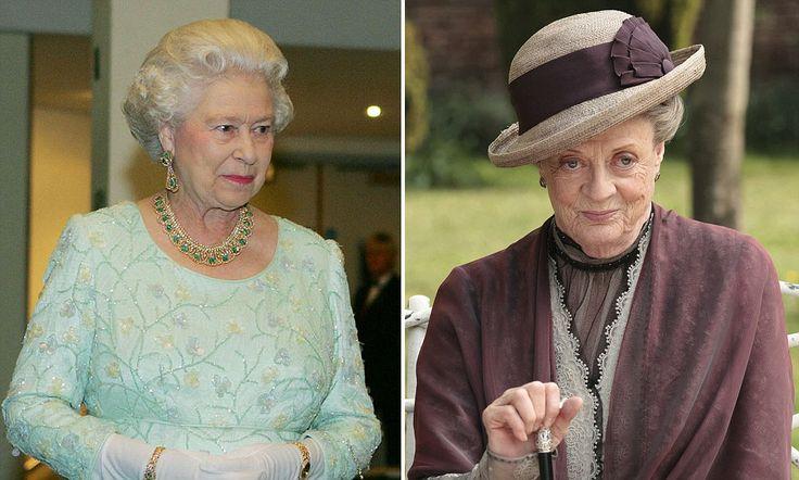 Queen makes Dame Maggie a Companion of Honour 2014