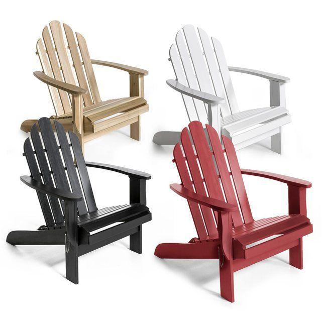 1000 id es sur le th me fauteuils adirondack sur pinterest chaises bascul - Fauteuil de jardin en bois style americain ...