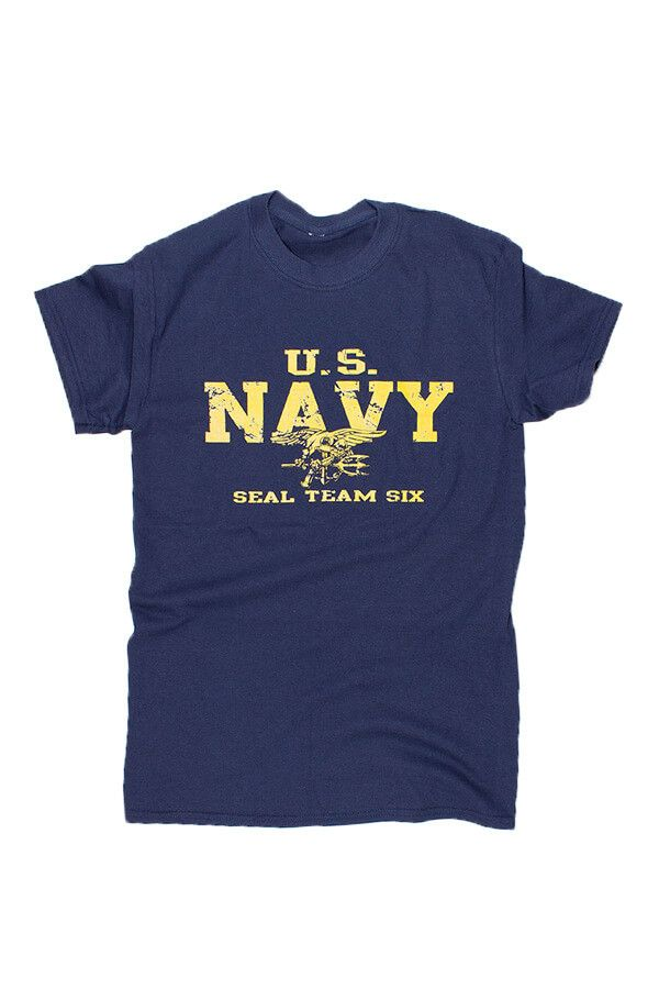 Show your NAVY Pride in this 100% Cotton Pre-Shrunk T-Shirt with design printed on the front. Available in sizes S-XXL.